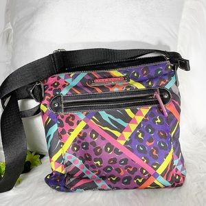 Lily Bloom Colorful Crossbody Purse
